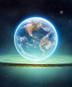 Rising Of The New Earth, Collapse Of The Old, December 2017